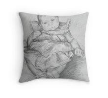 Anna Sophia Throw Pillow