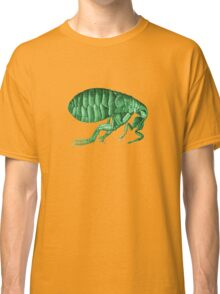 Friendly Green Flea Tee Classic T-Shirt