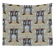 Banker Wall Tapestry