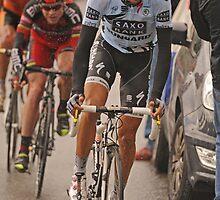 Alberto Contador by procycleimages
