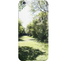 Where are you going iPhone Case/Skin