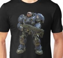 Sloth space commando Unisex T-Shirt