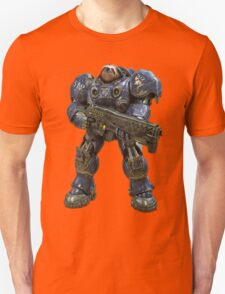 Sloth space commando Unisex T-Shirt