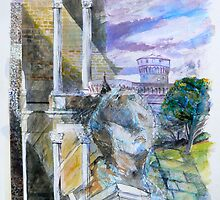 Rocca Nuova by Richard Sunderland