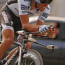 Albeto Contador by procycleimages