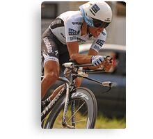 Albeto Contador Canvas Print