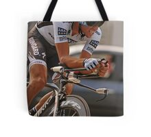 Albeto Contador Tote Bag