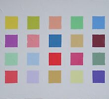 Square Series 1 10-10 by Colin Bentham