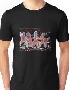 The Dancing Men Unisex T-Shirt