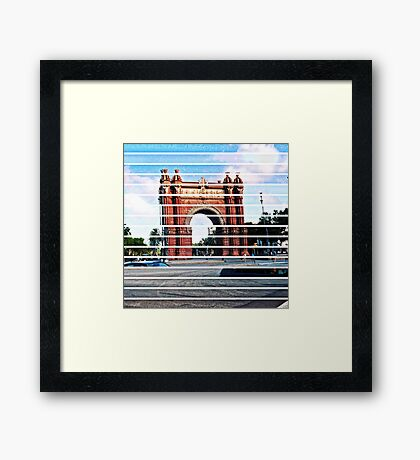 P1430135-P1430150 _GIMP _2 Framed Print