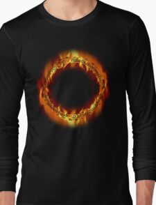 The one ring Long Sleeve T-Shirt