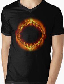 The one ring Mens V-Neck T-Shirt