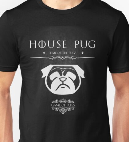 House Of Pugs Unisex T-Shirt