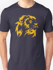 GYM LION BEAST UNLEASHED TRAIN INSAIYAN BODYBUILDING BEASTMODE T-Shirt