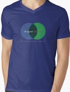 User Experience Mens V-Neck T-Shirt