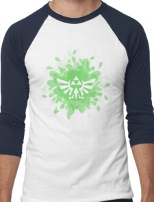 Triforce Men's Baseball ¾ T-Shirt