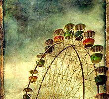 Sky Rides by Cathy  Walker