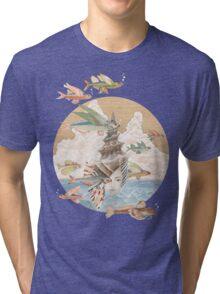Sea Dream Tri-blend T-Shirt