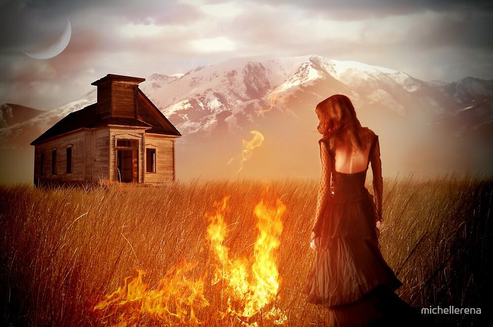 Fire Starter by michellerena