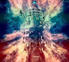 Dalek Nebula by Sol Noir Studios
