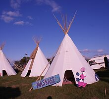 Three tipi by millymuso