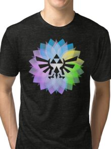 Triforce Tri-blend T-Shirt