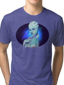 Liara T'Soni - Mass Effect Tri-blend T-Shirt