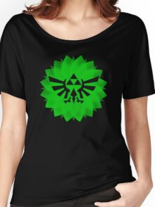 Triforce art Women's Relaxed Fit T-Shirt
