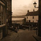 Robin Hood's Bay | Texture by Sarah Couzens