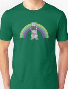 LOMO KITTY!  Unisex T-Shirt