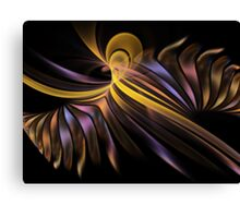 Musician Abstracl Fractal Canvas Print