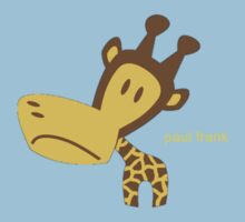 Clancy the Giraffe by miiaa