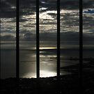 Imprisoned Sunrise - Castle Hill, Queensland by Josh Bush