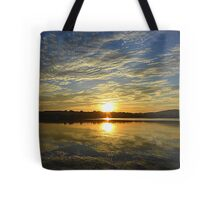 Sunset On Lough Swilly.....................Most Products Tote Bag