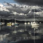 Port Dalrymple Yachts - Tamar River, Tasmania by Josh Bush