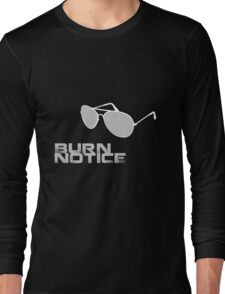 Burn Notice Long Sleeve T-Shirt