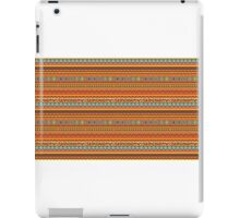 Aztec design 2 iPad Case/Skin