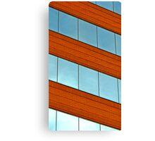 Office building - Hampton, Virginia Canvas Print