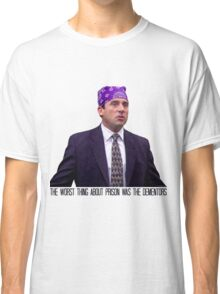 Prison Mike - The Worst Thing About Prison Was the Dementors Classic T-Shirt