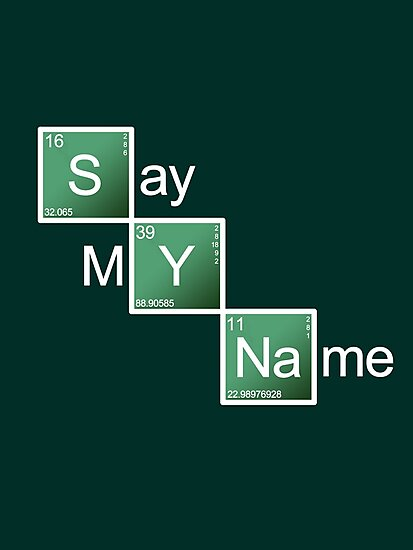 Say My Name by Styl0