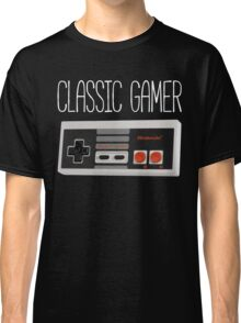 Classic gamer (nes controller) Classic T-Shirt