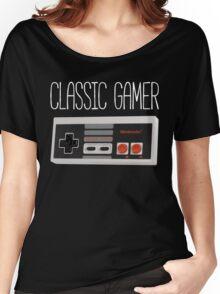 Classic gamer (nes controller) Women's Relaxed Fit T-Shirt