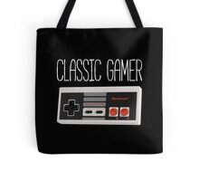 Classic gamer (nes controller) Tote Bag