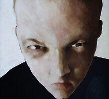 self portrait 2 by matthew  chapman