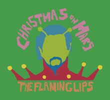 Christmas on Mars - The Flaming Lips One Piece - Short Sleeve