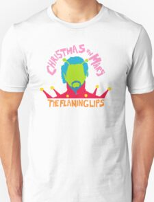 Christmas on Mars - The Flaming Lips Unisex T-Shirt