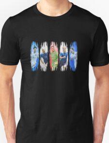 USWNT Backline Paint T-Shirt