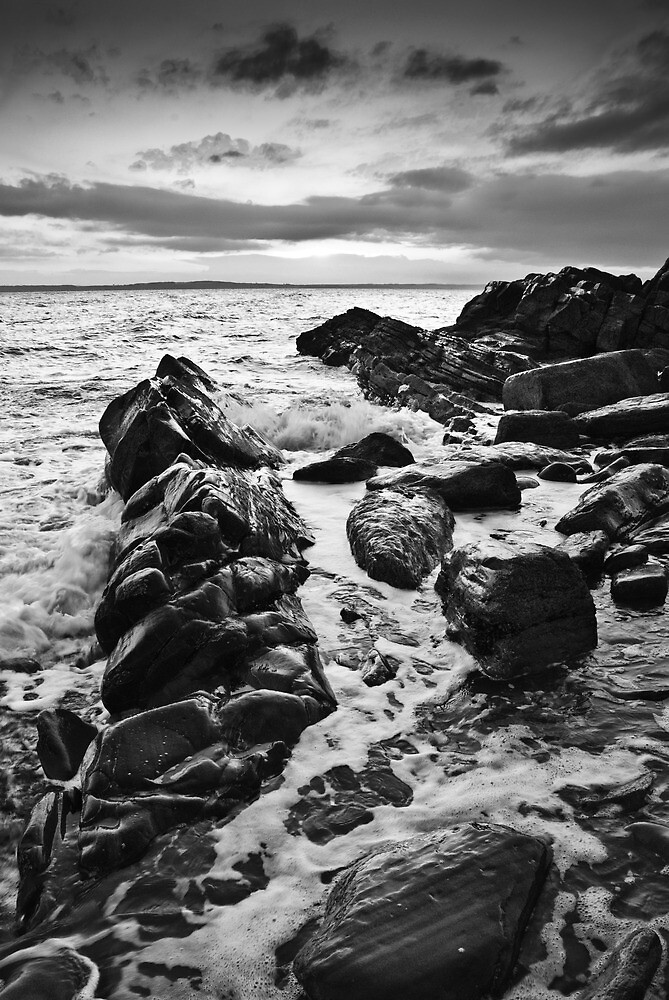 Dumfries, Scotland, view across Wigtown Bay by Iainking