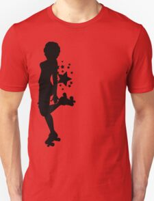 Sass E. Silhouette Unisex T-Shirt
