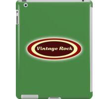 Vintage Rock iPad Case/Skin